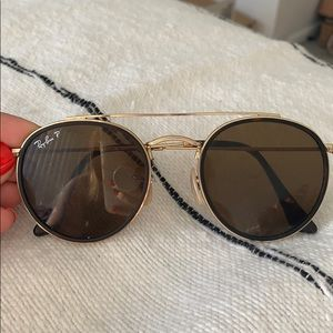 Ray bans - barely used.